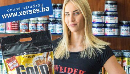 Web katalog za fitness proizvode